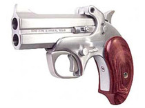 "Bond Arms Snake Slayer .357 Mag/.38 Special, Break Open, 3.5"", Stainless Steel"