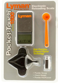 Lyman Pocket Touch Reloading Scale 1 Multi-Caliber 1500 GR