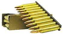 Federal .223 55gr, Three Stripper Clips Total 30rds Ammo