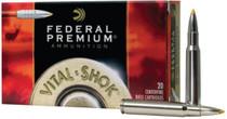 Federal Vital-Shok .300 Winchester Short Magnum 165 Grain Trophy Copper 20rd Box