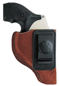 Bianchi 6 Waistband Colt; Llama; Ruger; S&W & Similar K&L Leather Tan