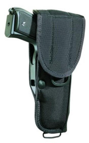 "Bianchi UM92 Universal Military Holster, TGS UM84I Fits up to 2.25"" Belts Blac"