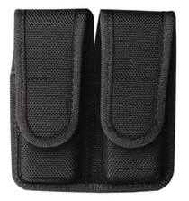 Bianchi 7302 Double Magazine Pouch Velcro Closure Size 1 Black