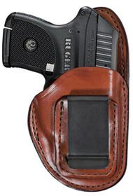 Bianchi 100 Professional Glock 17/22/36 Leather Tan
