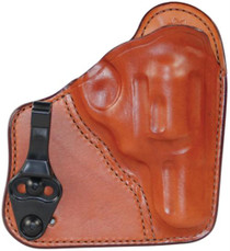 Bianchi 100T Profesional Tuckable S&W J-Frame, Ruger SP101 Sz 1 Leather T