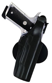 Bianchi 59 Special Agent Hip 1911 Injection Molded Thermoplastic Black