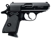"Walther PPK/S .380 ACP, 3.3"" Barrel, Blued, 2 Mags, 7rd"