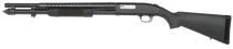 """Mossberg 590 Left Hand Pump 12g 20"""" Barrel Synthetic Stock 9rd"""