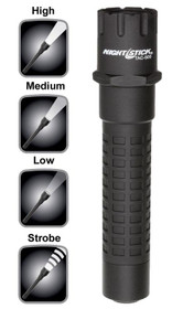 Nightstick Tactical Flashlight 200/125/65 Lumens Lithium Ion