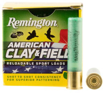 "Remington American Clay & Field .410 Ga, 2.5"", 1/2 oz, 9 Shot, 25rd/Box"