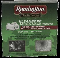 Remington Kleanbore Muzzeloader Primers 100/Box