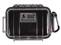 Pelican Cases Model 1010 Micro Case Black/Clear#2