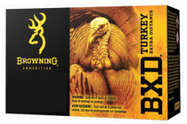 "Browning BXD Extra Distance Turkey 20 Ga, 3"", 1-1/4oz, 5 Shot, 10rd/Box"