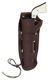 "Hunter Brown Authentic Loop Holster Fits 50"" Waist Size"
