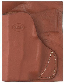 Hunter Pocket Holster LCP with Crimson Trace Laser, Brown, Leather