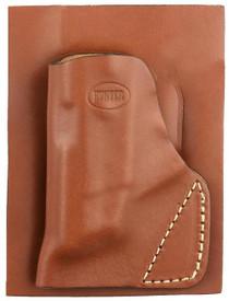 Hunter Pocket Holster Taurus TCP380 Brown, Leather