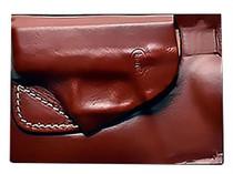 Hunter Pocket Holster Glock 42, Leather Tan