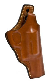 "Hunter High Ride Taurus Judge 3"" Barrel, Brown, Leather"
