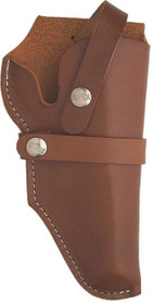 "Hunter Hip Holster Taurus Judge 3"" Barrel and 3"" Cylinder Brown, Leather"