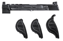 "Smith & Wesson M&P Performance Center 40 S&W, 5"", Black Amornite, Adjustable"