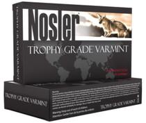 Nosler Trophy Grade .204 Ruger 32gr, Ballistic Tip Lead Free, 20rd/Box