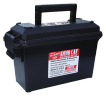 MTM Military Style Ammo Cans Tall .30 Caliber Black