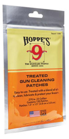 Hoppe's Hoppes Treated Gun Cleaning Patches .270 - .50 120 per Package