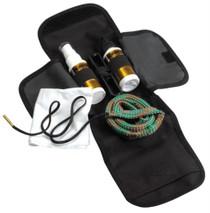 Hoppe's Elite Bore Snake Soft-Sided Cleaning Kit 12 Gauge