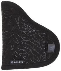 Allen Spiderweb Pocket Holster Standard Compact .380 With Laser Black Ambidextrous