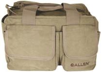 Allen Select Canvas Range Bag Olive Green