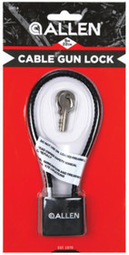 Allen Cable Lock 9 Inches