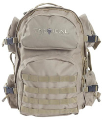 Allen Intercept Tactical Pack 18.5x16x10 Inches Tan