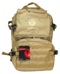 Allen Ruger Barricade Tactical Pack Tan