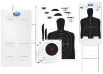 Birchwood Casey Eze-Scorer TabLock Backer & Target Kit
