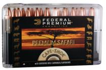 Federal Cape-Shok 9.3x74R 286gr, Barnes Banded Solid, 20rd/Box