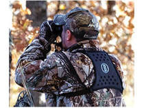 Bushnell Deluxe Binocular Harness Nylon/Neoprene Black