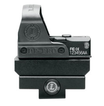 Leupold DeltaPoint Pro Adapter For Rail Mount 1-Piece Style Black Matte Finish