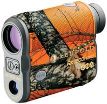 Leupold RX 6x 22mm 6 yds 1215 yds 320 ft @ 1000 yds Mossy Oak Blaze Oran
