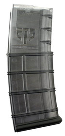 ETS Group AR-15 Magazine 223/5.56 30rd Polymer Translucent Black Finish