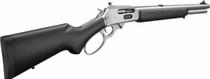 "Marlin Model 1895 Trapper 45-70, 16"" SS Barrel, Skinner Sights, Wild West Guns Style Big Loop Lever"