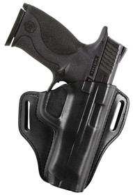 Bianchi Remedy Glock 19/23 Full Size Leather Black