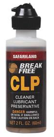 Break-Free CLP Liquid 2oz Bottles. Case of 10