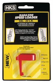 HKS Magazine Speedloader, Ruger 22LR, MK I & MKII