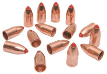 Traditions Black Powder Full Bore Bullets .50 Caliber Muzzleloader No Sabot Required 300 Grain 15 Per Pack Tapered