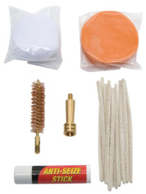 Traditions Black Powder Clean It Kit For .50 Caliber Muzzleloader