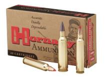 Hornady V-Max 22-250 Remington 50GR V-Max 20rd Box