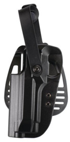 Uncle Mike's Kydex Thumb Break Paddle Holster Size 20 Most Beretta 92/96 Models Black Left Hand