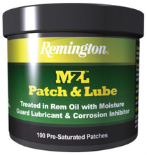 Remington MZL Patch & Lube