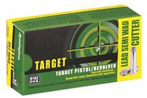 Remington Target .32 S&W Long 158gr, Lead Semi Wadcutter, 50rd/Box