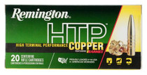 Remington HTP Copper 6.5 Creedmoor 120gr, TSX Boat Tail 20/Box